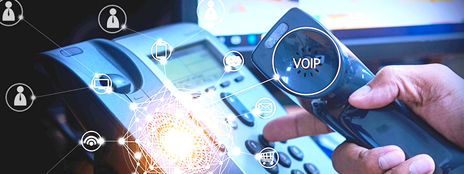 VoIP communications systems